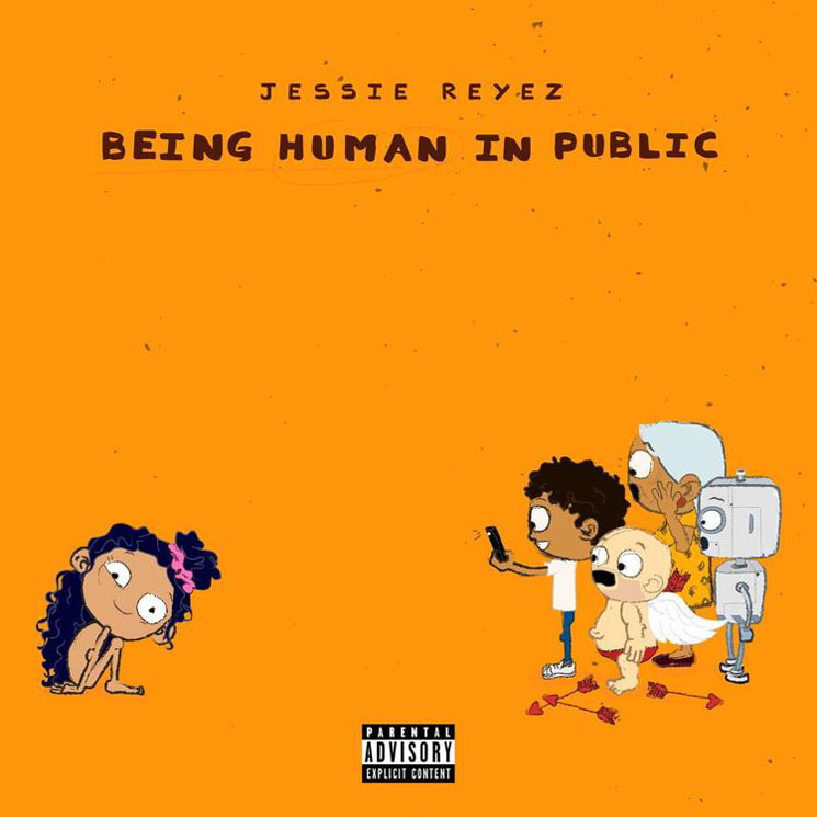 Jessie Reyez Being Human in Public