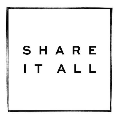 """Jessie Ware """"Share It All"""""""
