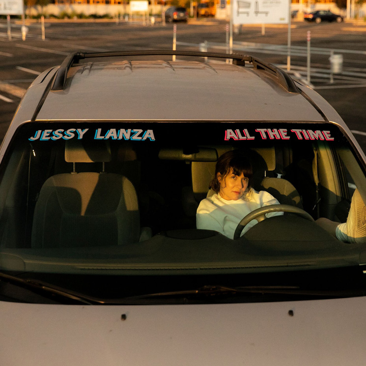 Jessy Lanza Finds Intimacy from a Distance on 'All the Time'