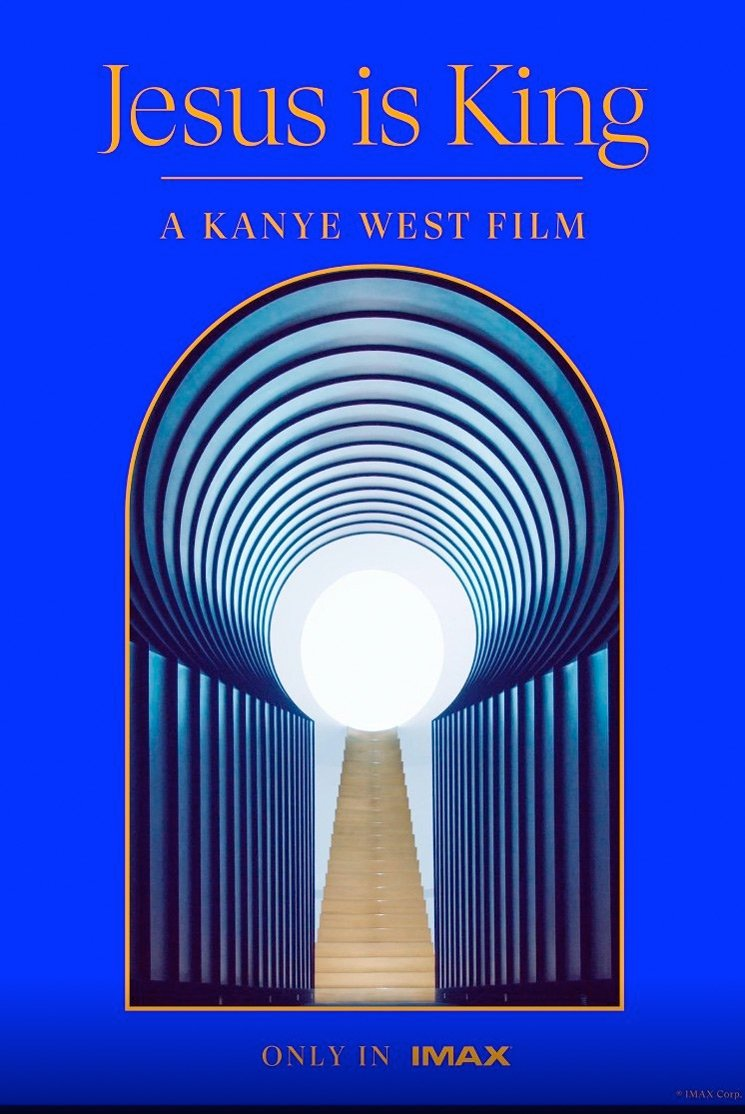Kanye West Didn't Release His New Album This Weekend but He Did Announce a Film
