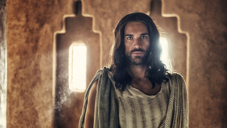 NBC Cancels 'The Bible'
