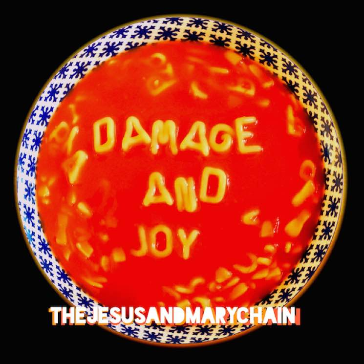 The Jesus and Mary Chain 'Damage and Joy' (album stream)