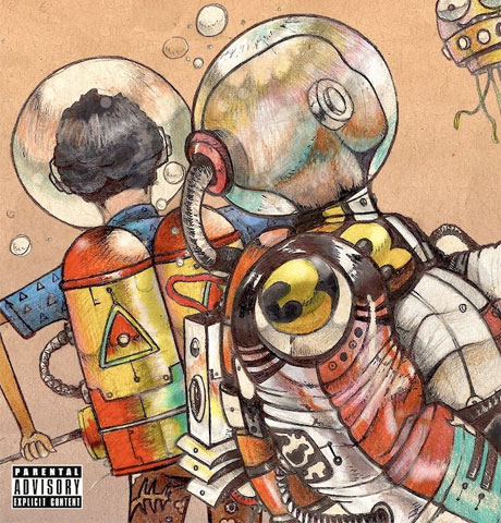 The Jet Age of Tomorrow 'The JellyFish Mentality' (mixtape)