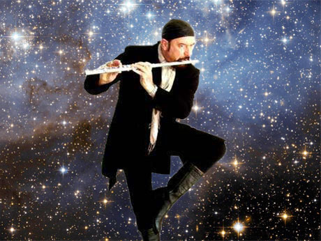 WTF? Jethro Tull's Ian Anderson to Perform Out-of-This-World Space Duet with Astronaut