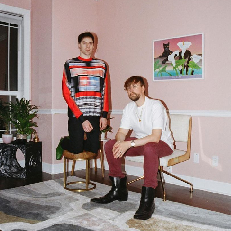 Machinedrum and Jimmy Edgar Plot North American Tour as JETS