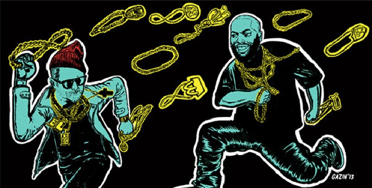 Run the Jewels Begin Work on 'RTJ3,' Share Studio Snippet