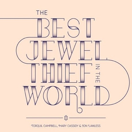"""Mary Cassidy & Jon Lawless """"The Best Jewel Thief in the World"""" (ft. Torquil Campbell) (Prefab Sprout cover)"""