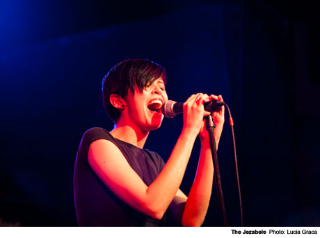 The Jezabels Lee's Palace, Toronto ON March 11