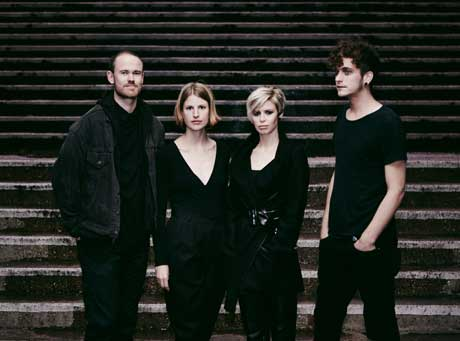 The Jezabels Reschedule North American Tour with Gold & Youth