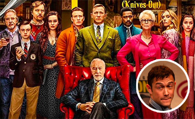 Joseph Gordon-Levitt Confirms He Secretly Appeared in 'Knives Out'