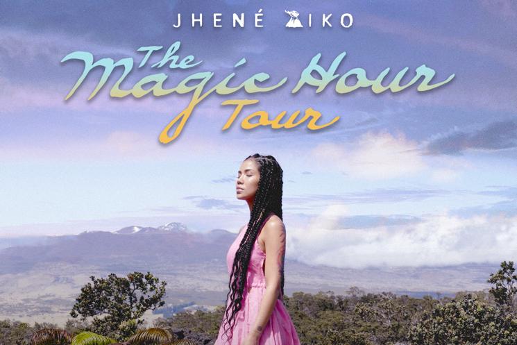Jhené Aiko Hits Toronto, Vancouver on North American Tour