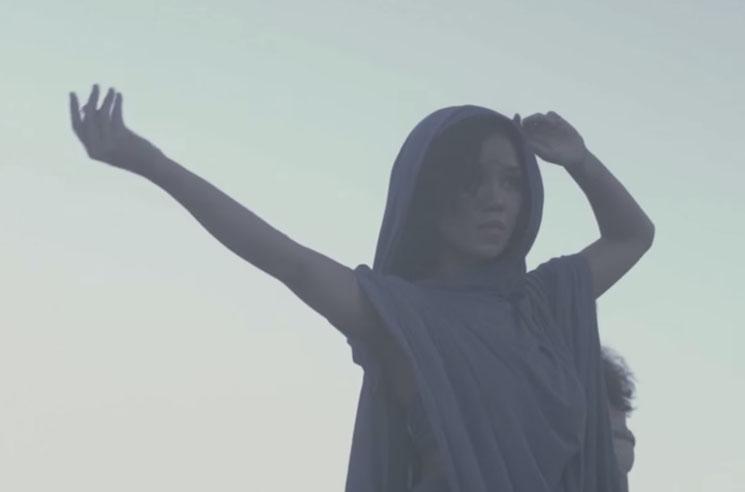Jhené Aiko 'Lyin King' (video)