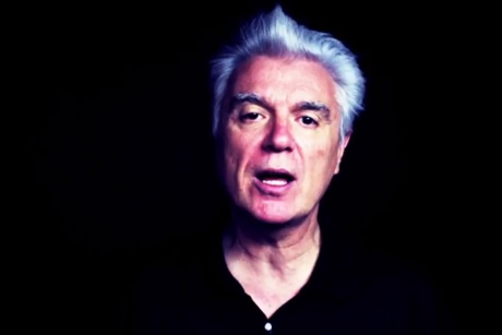Jherek Bischoff & David Byrne 'Eyes' (video)
