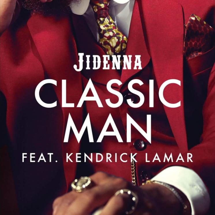"Jidenna ""Classic Man"" (remix ft. Kendrick Lamar)"