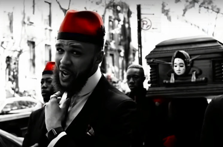 Jidenna 'Long Live the Chief' (video)
