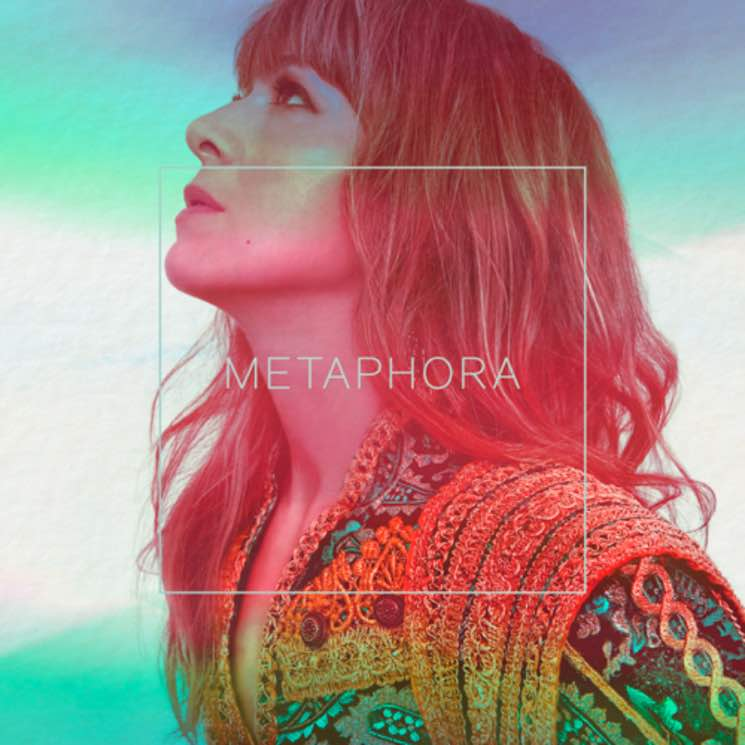 "​Jill Barber Announces 'Metaphora' LP, Shares ""Girl's Gotta Do"""