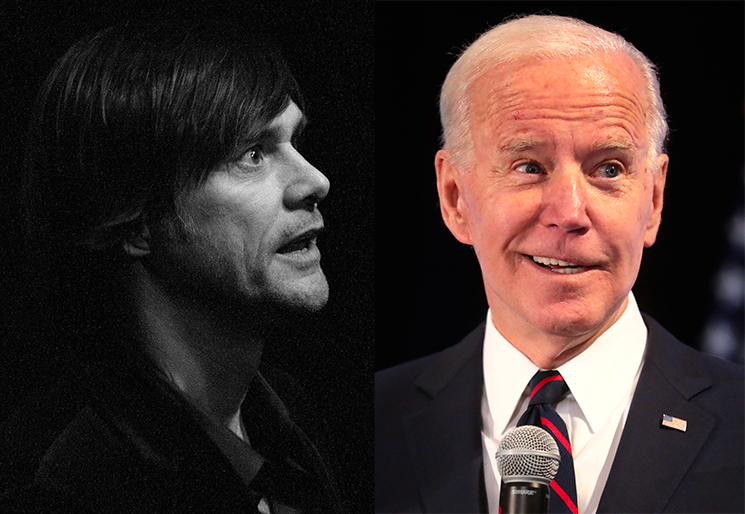 Jim Carrey Will Play Joe Biden on Season 46 of 'Saturday Night Live'