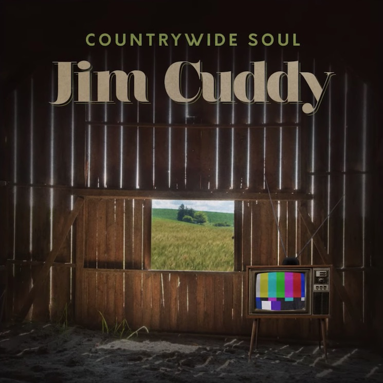 Jim Cuddy Reimagines Blue Rodeo and Solo Songs on 'Countrywide Soul' Album