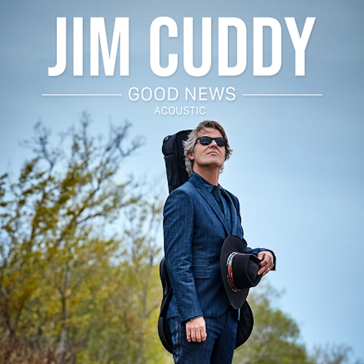 Jim Cuddy Shares Some Much-Needed 'Good News' Via New Song