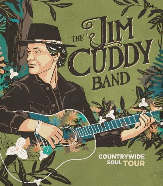 "Jim Cuddy Brings ""Countrywide Soul Tour"" Across Canada"