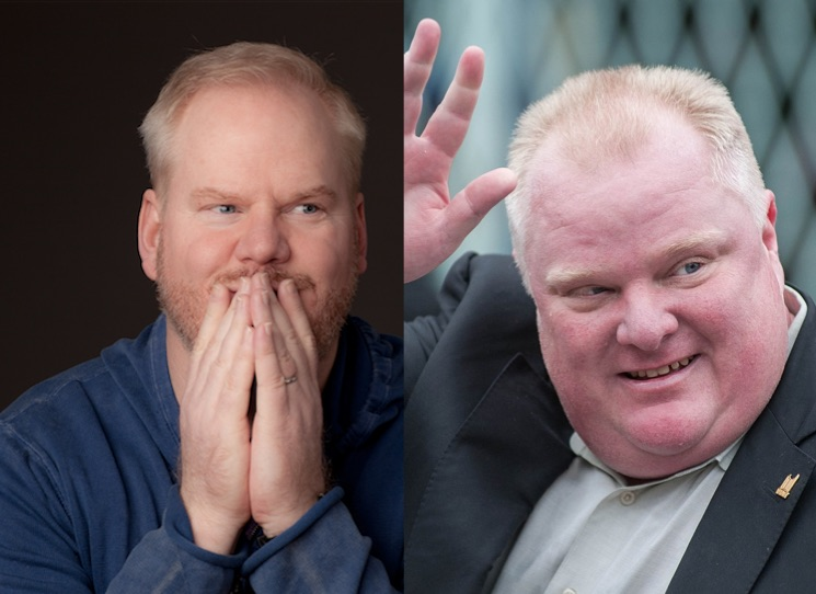 Jim Gaffigan Is Playing Rob Ford in a New Limited Series