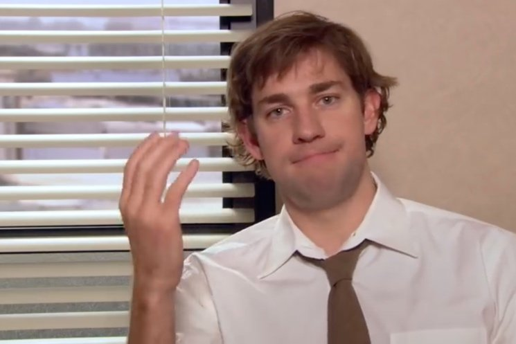 John Krasinski Secretly Wore a Wig During Season 3 of 'The Office'