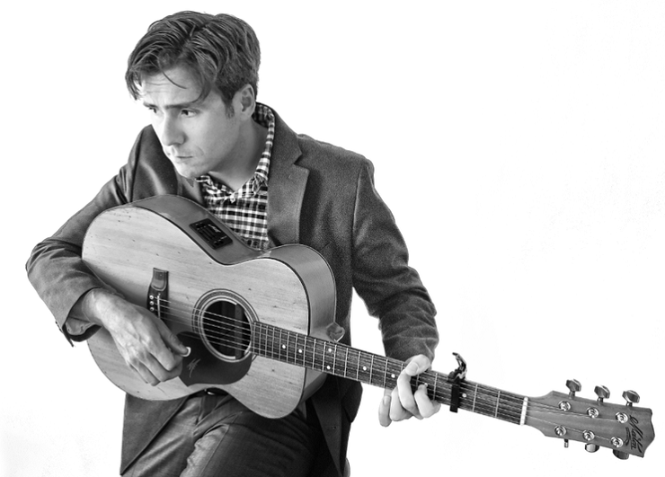 Jimmy Eat World's Jim Adkins Goes Solo for Singles Series