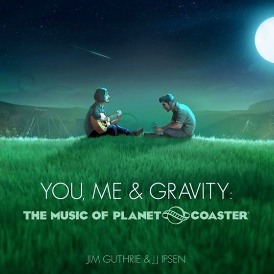Jim Guthrie & JJ Ipsen to Release Score for 'Planet Coaster' Videogame