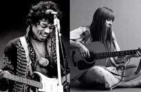 Hear Jimi Hendrix's Recording of Joni Mitchell Live in Ottawa