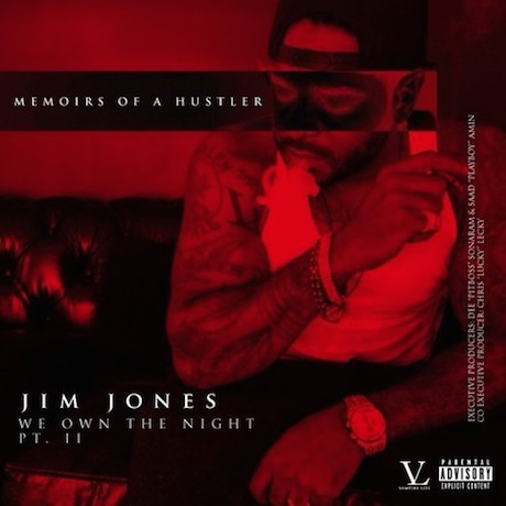 "Jim Jones ""White Powder"" (ft. Cam'ron)"