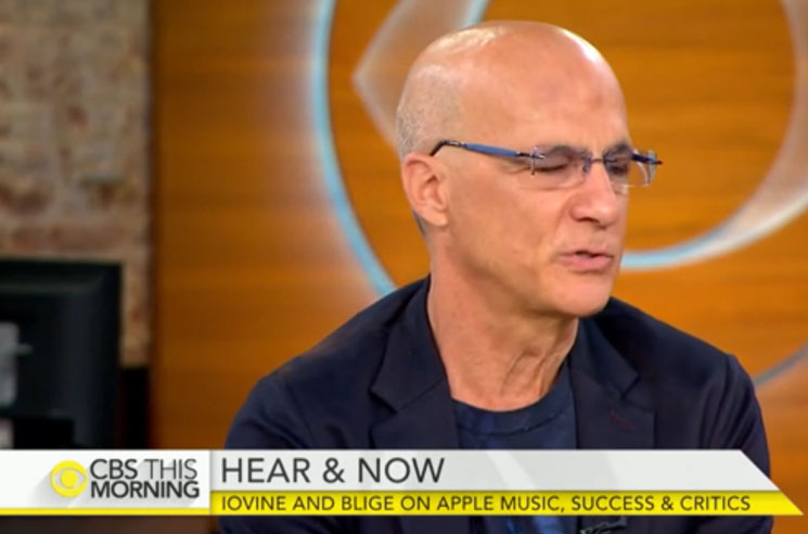 Jimmy Iovine Incurs Wrath of the Internet, Apologizes for Saying Women Need Help Finding Music
