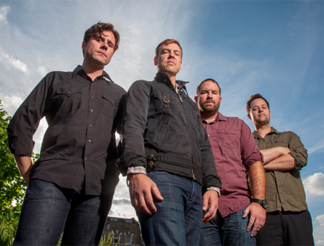 Jimmy Eat World Line Up Deluxe Vinyl Reissues, Roll Out 'Futures' Anniversary Tour