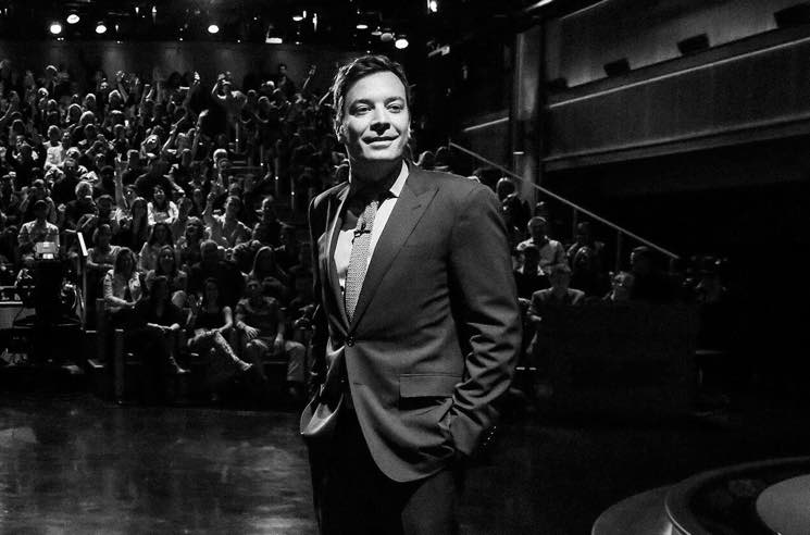 ​Stephen Colbert, Miley Cyrus, Chris Kattan Pay Respects to Jimmy Fallon's Mother