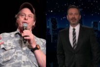 Jimmy Kimmel Shares Supercut of Ted Nugent's COVID Denial