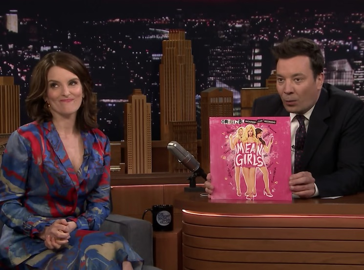 "Jimmy Fallon Wrote a ""Punk Rock"" Song for the Original 'Mean Girls'"