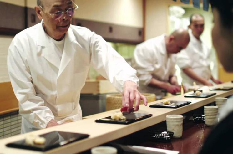 The 'Jiro Dreams of Sushi' Restaurant Loses Its Michelin Stars