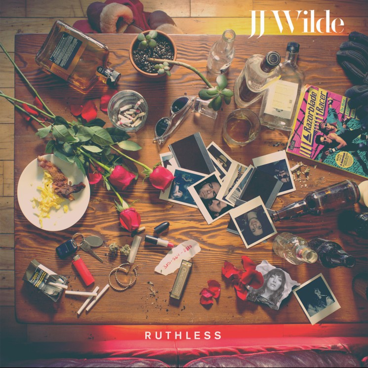 JJ Wilde Is Already Making CanRock History, and Debut Album 'Ruthless' Proves Why