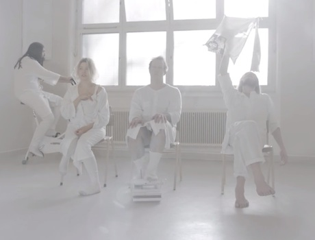 """JJ """"All White Everything"""" (video)"""