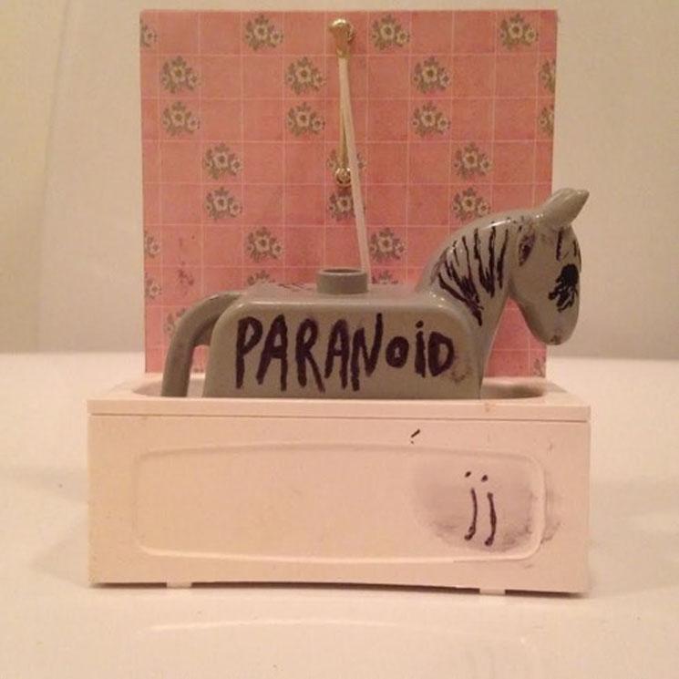 """JJ """"Paranoid"""""""