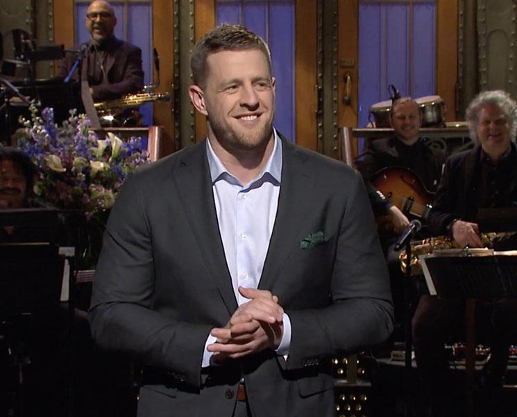 Saturday Night Live: J.J. Watt & Luke Combs February 1, 2020