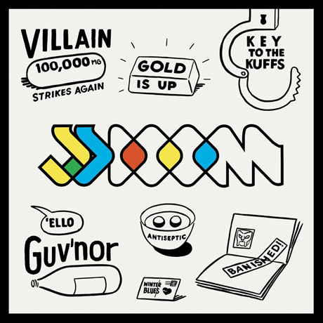 "JJ DOOM ""Guv'nor"""