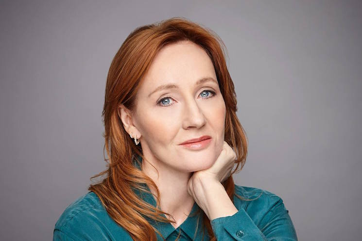 'Harry Potter' Author J.K. Rowling Accused of Transphobia — Again