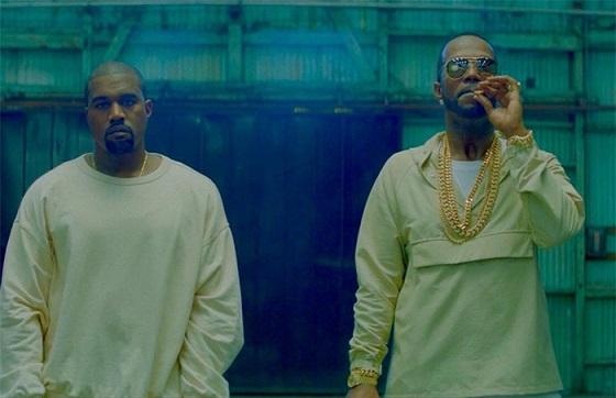 Juicy J 'Ballin' (ft. Kanye West) (video)