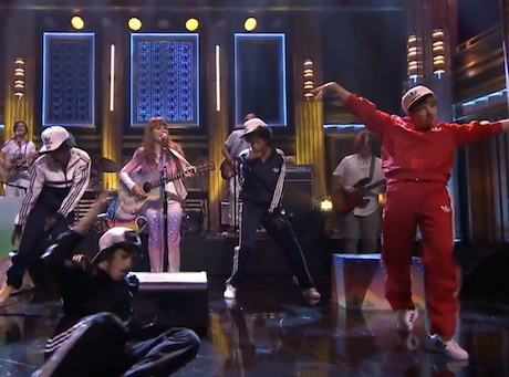 "Jenny Lewis ""Just One of the Guys"" (live on 'Fallon')"