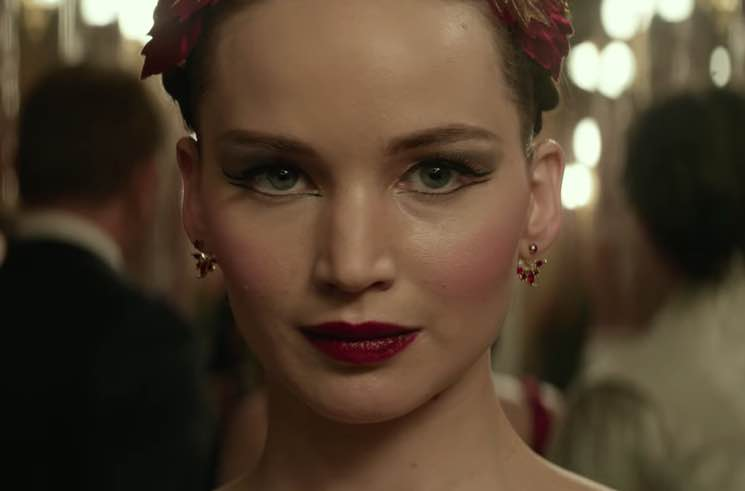 See Jennifer Lawrence Transform into a Russian Spy in the '​Red Sparrow' Trailer