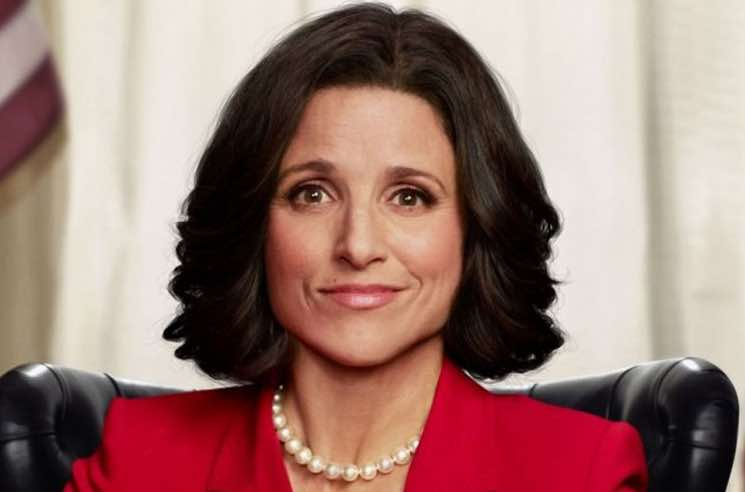 ​'Veep' Halts Production While Julia Louis-Dreyfus Undergoes Breast Cancer Treatment