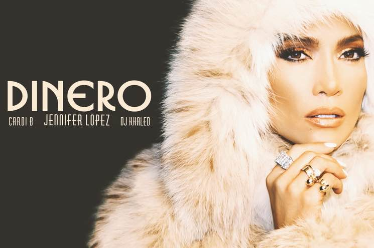 "​Jennifer Lopez Drops ""Dinero"" Featuring Cardi B and DJ Khaled"