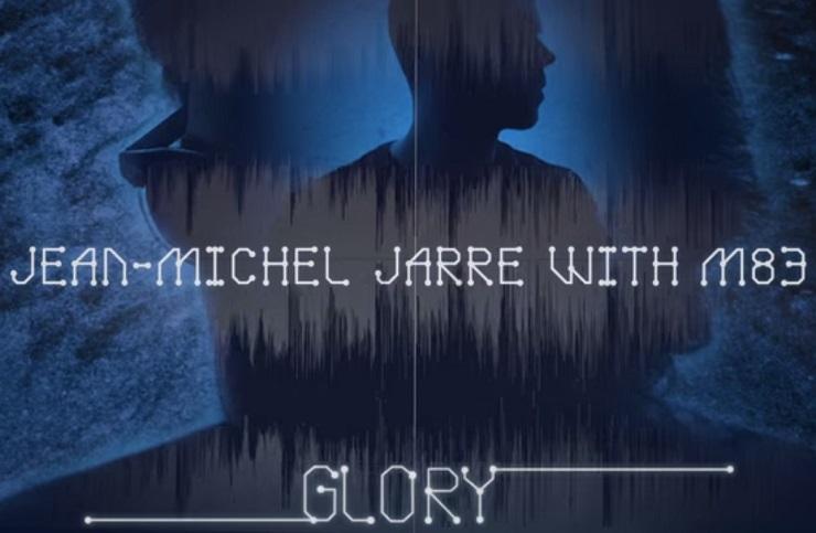 "Jean-Michel Jarre ""Glory"" (ft. M83)"
