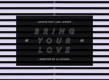 Joakim 'Bring Your Love' (ft. the Rapture's Luke Jenner) (video)