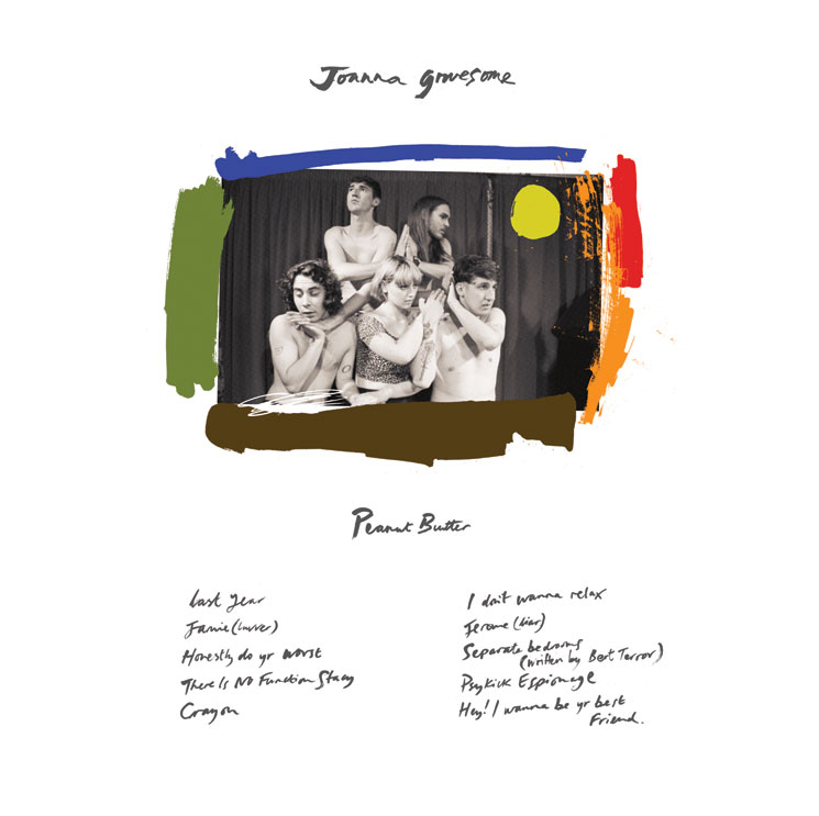 Joanna Gruesome Announce 'Peanut Butter' LP, Share New Song
